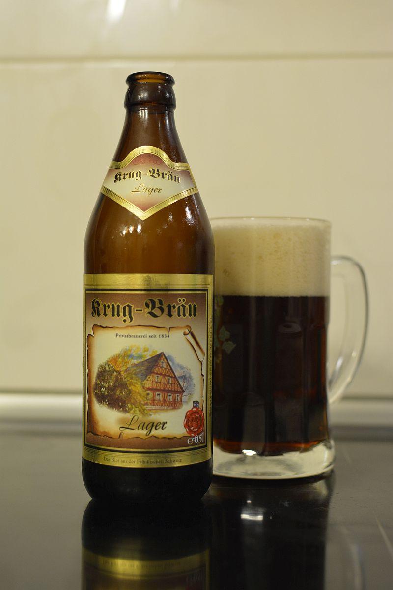Пиво Krug Lager
