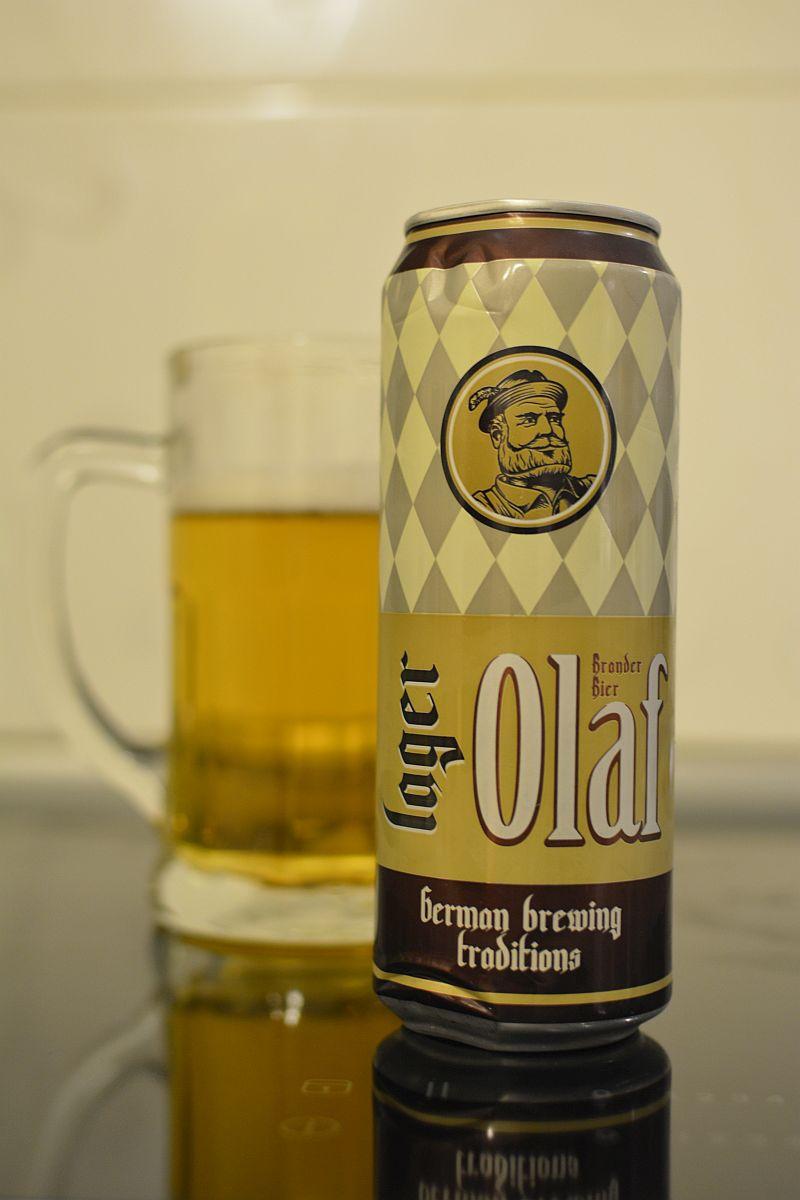 Пиво Brander Bier Olaf