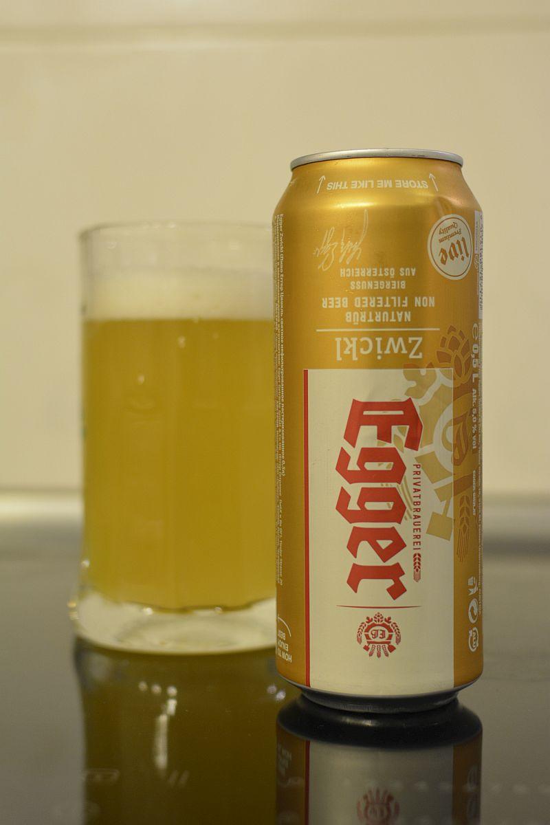 Пиво Egger Zwickl