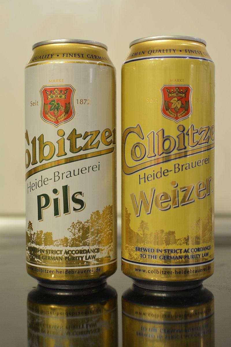 Пиво Colbitzer
