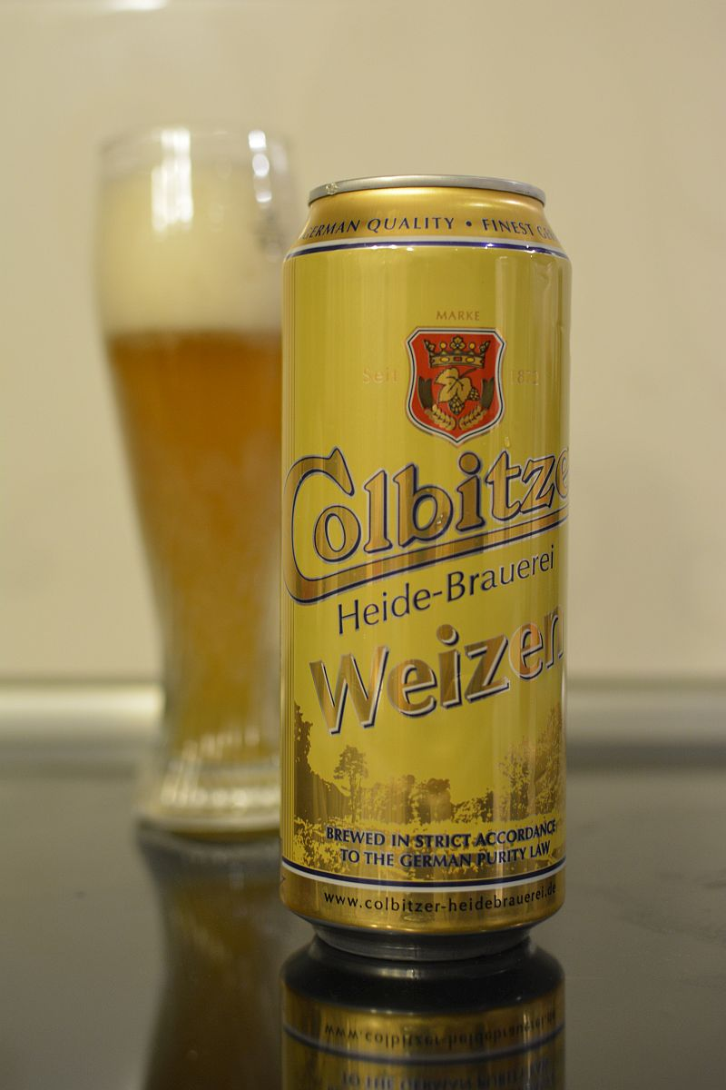 Пиво Colbitzer Weizen