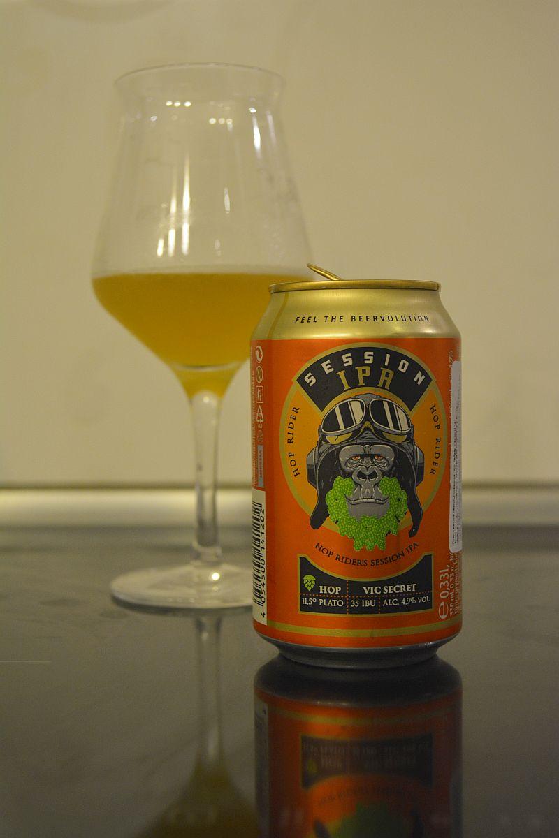 Пиво Hop Rider's Session IPA