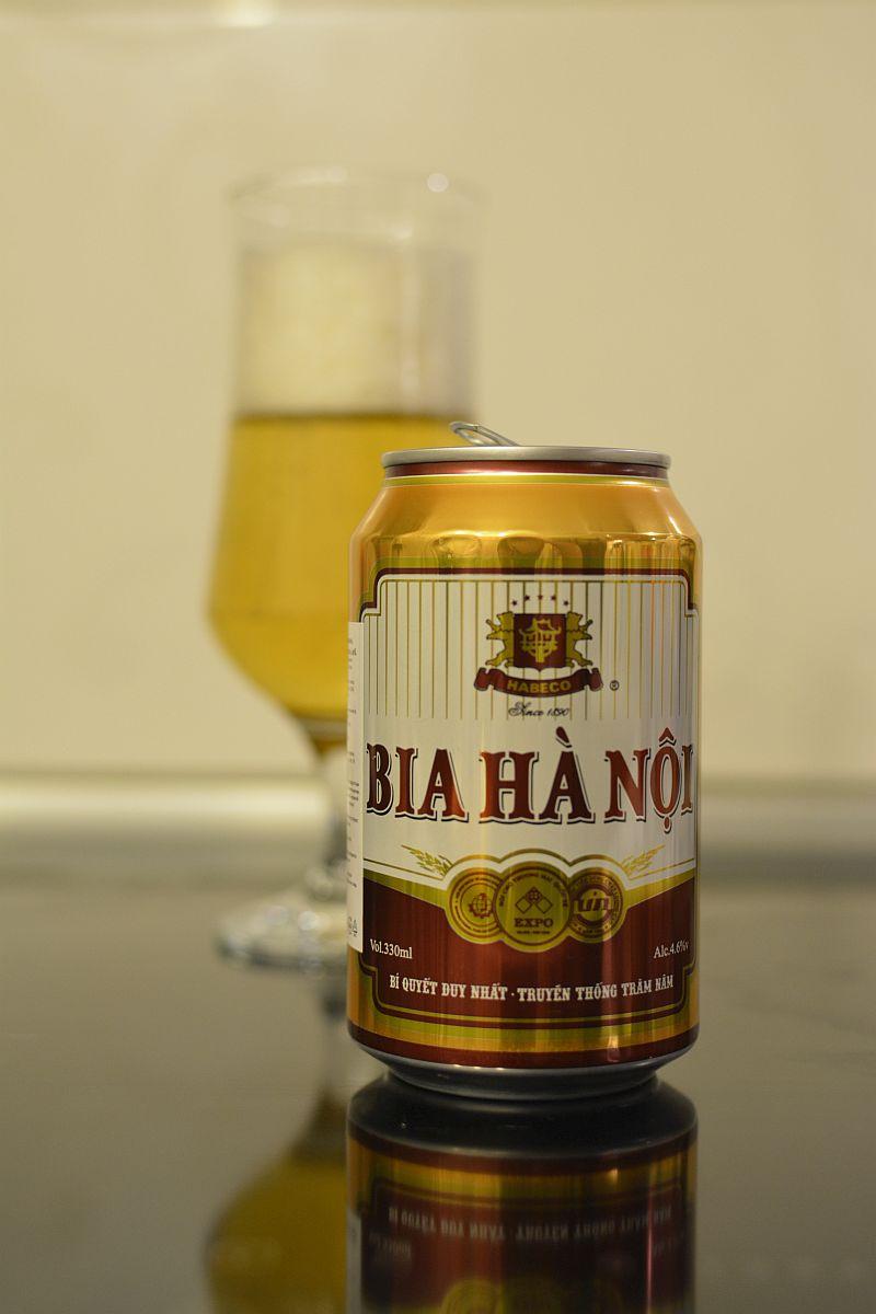 Пиво Bia Hà Nôi