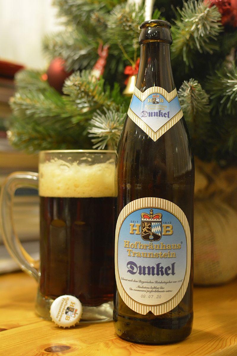 Пиво Hofbräuhaus Traunstein Dunkel
