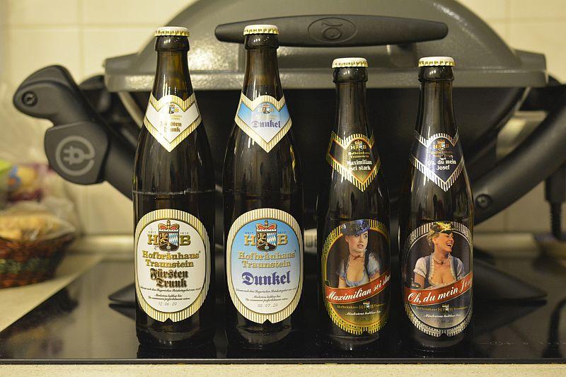 Пиво Hofbräuhaus Traunstein