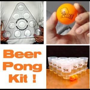 Набор для игры в Beerpong