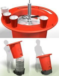 КЕГ-столик