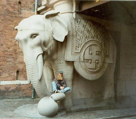 Слон Carlsberg