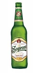 Пиво Soproni