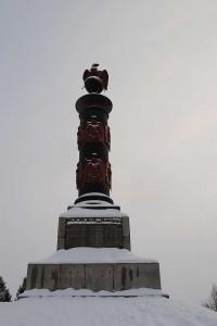 Колонная в Тарутино в честь победы над Наполеоном