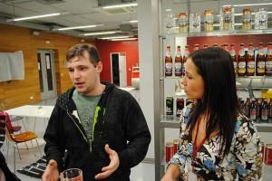 Михаил Ершов делится секретами пивоварения