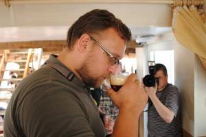 Знатоки оценивают пиво
