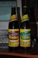 пиво Трёхсосенское Рижское и Бархатное