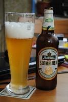 Пиво Бiлий Лев