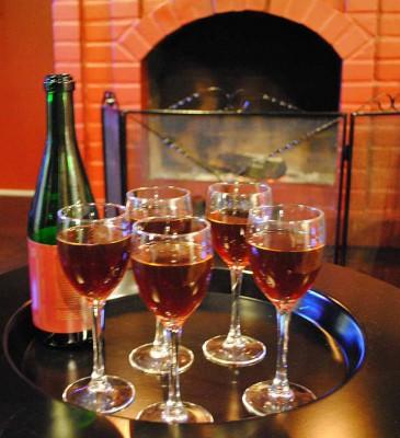 Real Royal Rye Wine