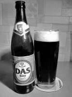 DAS Bier Schwarz