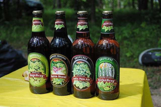 Пиво Skovlyst
