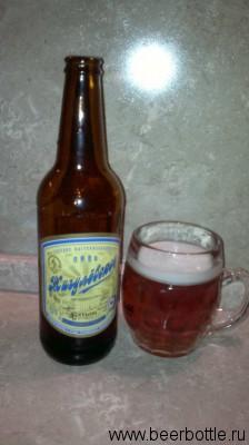 Пиво Жигулёвское Рыбинск