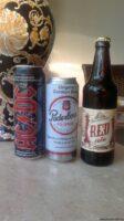 Пиво AC/DC , Paderborner Pilsener и RED Ale