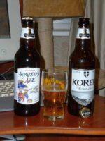 Korev и Admirals Ale