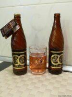 Пиво Двойное золотое