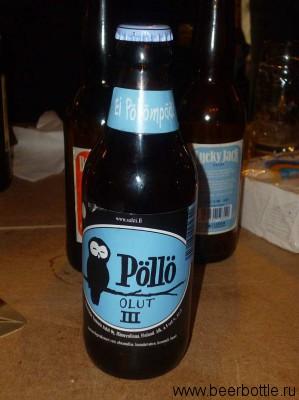Пиво Pollo Olut III