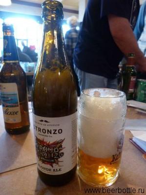 Пиво Stronzo Blonde Ale