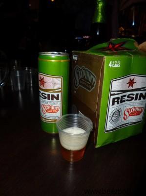Пиво Resin sixpoint