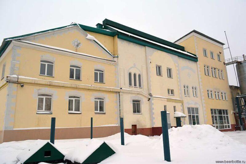 Старые корпуса Вятича