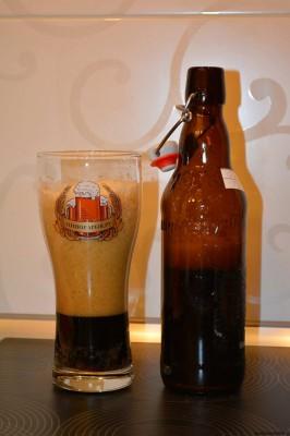 Неудачное тёмное пиво