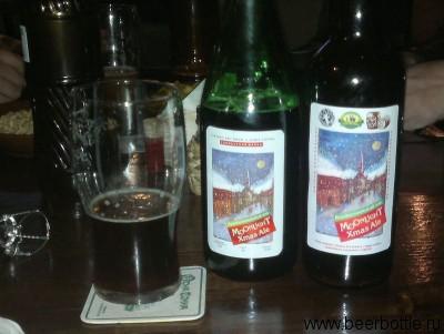 Пиво Moonlight Xmas Ale