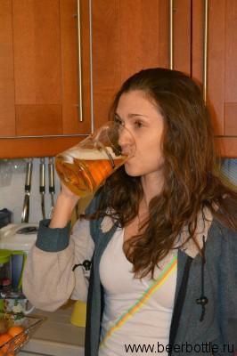Таня и пиво