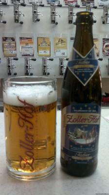 Пиво Zollerhof FestBier