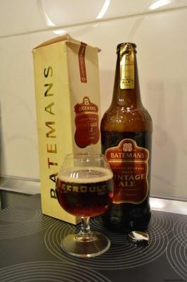 Пиво Batemans Vintage ale 2013