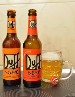 Пиво Duff