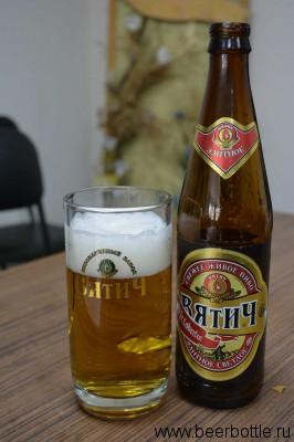 Пиво Вятич Элитное
