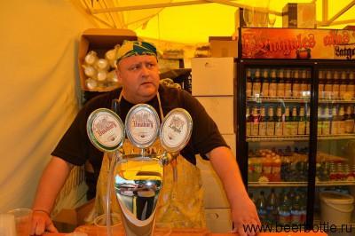 Пиво Dinaburg