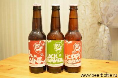 Пиво Brew Dog