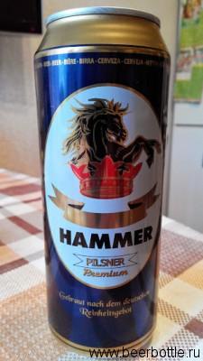 Hammer Pilsner