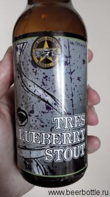 Tres Blueberry Stout
