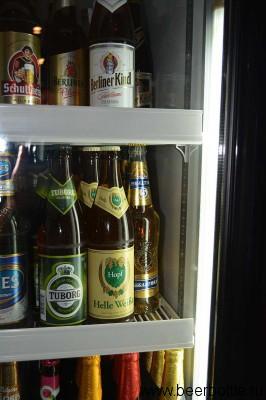 Пиво в Берлине.