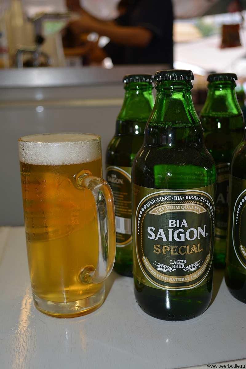 Пиво Saigon Special