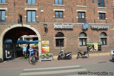 Ресторан Kouterhof в Хугарден
