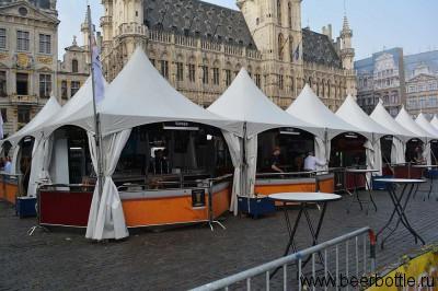 Фестиваль пива в Брюсселе