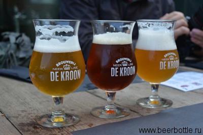 Пиво De Kroon