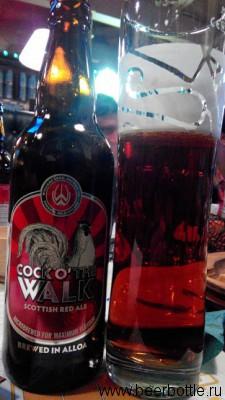 Пиво Cock o' the Walk
