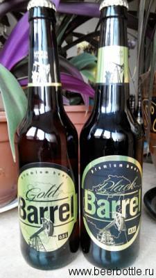 Пиво Barrel