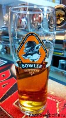 Пиво Bowler