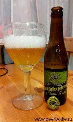 Пиво Buffalo Bitter