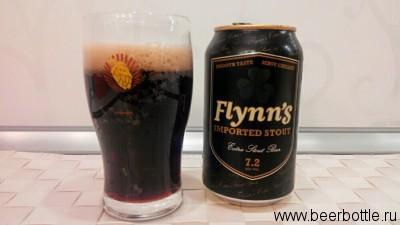 Пиво Flynn's stout